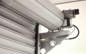Rideaux autobloquants en aluminium disponibles