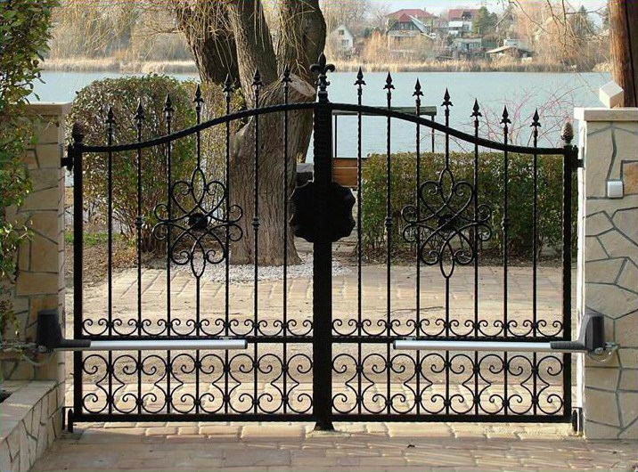 Automation of doors and gates